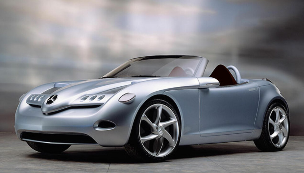 Mercedes SLA: Bilder