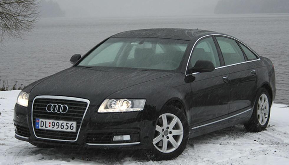 Audi A6 2.0 TDIe: Store eksteriørbilder