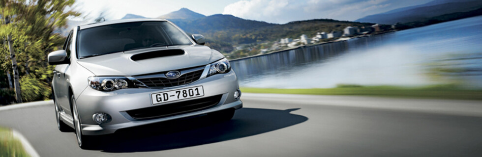 Subaru Impreza med diesel