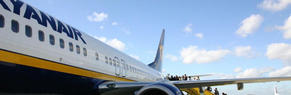 Ryanairs mange ekstrakostnader gir gode inntekter. Foto: Patrick Nijhuis