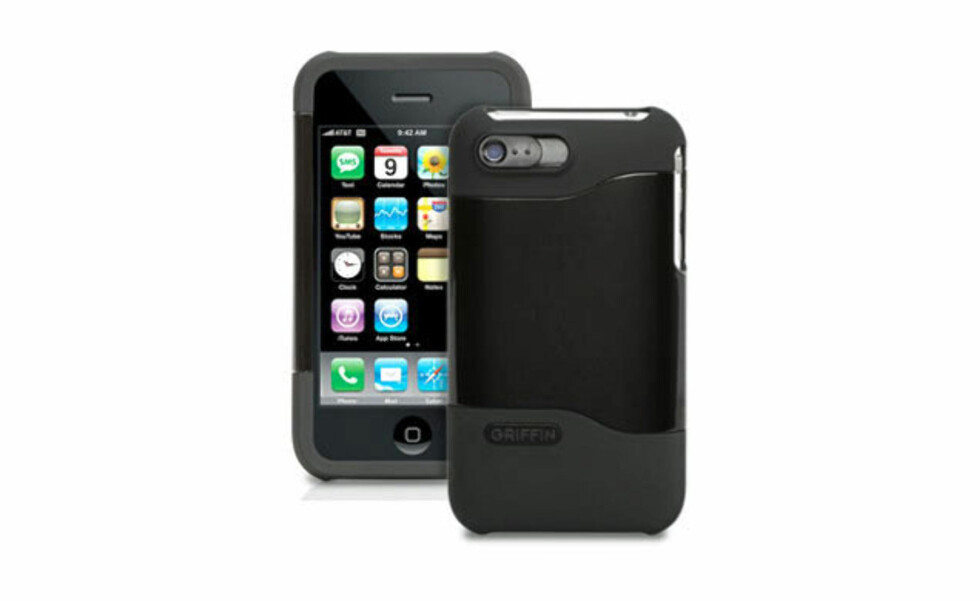 Nå kan du få bedre bilder med iPhonen din.  Foto: thinkgeek.com