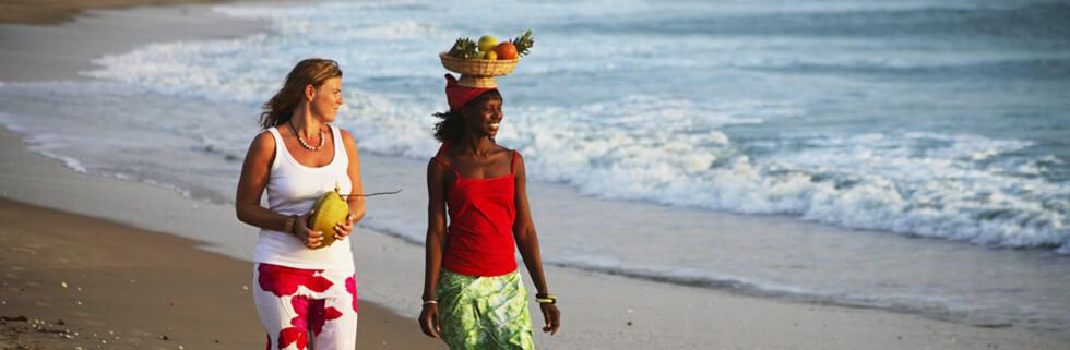Chartermålet Gambia gir deg en smak av Afrika. Foto: Ving Norge