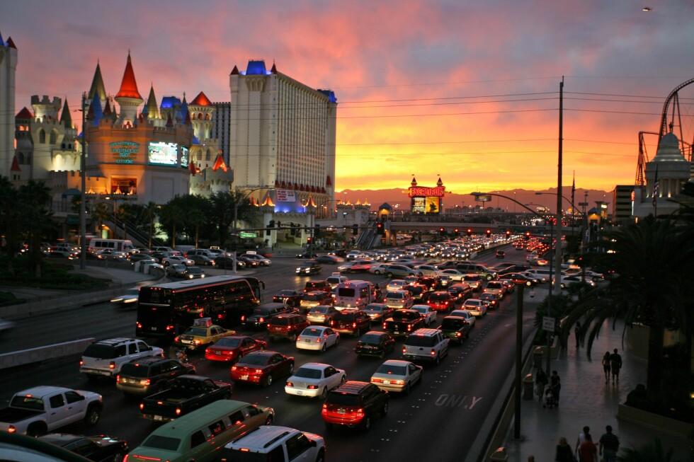 I denne byen kan du finne det største hotellet i verden. Foto: Colourbox