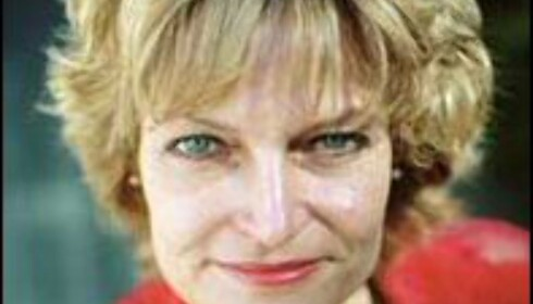Lisbeth Nebelong, forfatter og journalist.