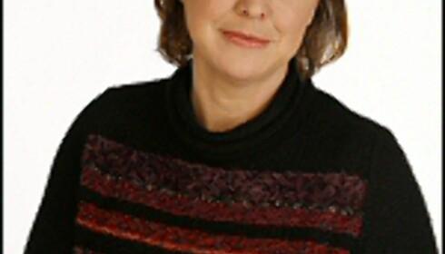 Elisabeth Realfsen, redaktør og daglig leder i Finansportalen.no. Foto: Wenche Hoel-Knai. Foto: Wenche Hoel-Knai