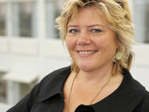 Liv Irene Haug i Nordea råder paret til å konferere med sin bank, og legge alle kort på bordet for å komme frem til en god løsning.  Foto: Nordea