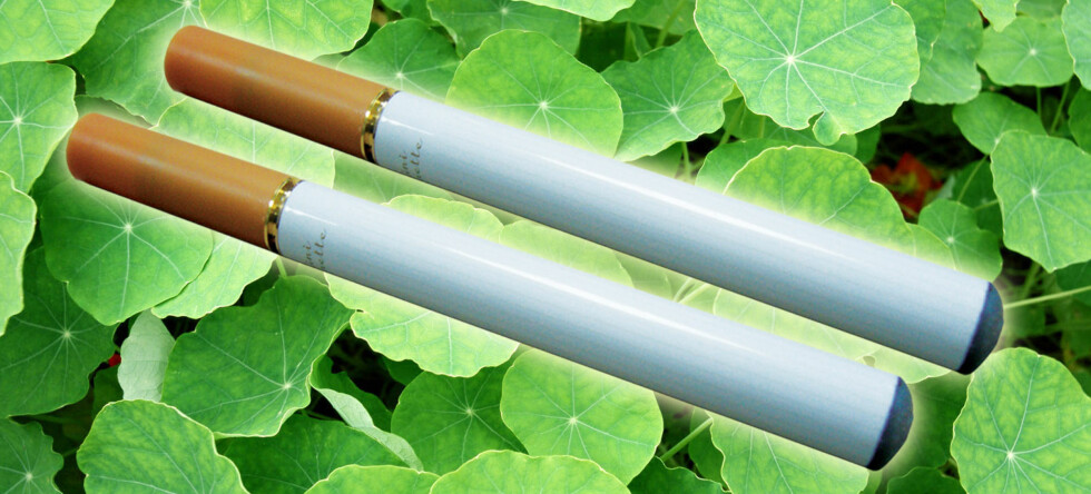 Elektroniske sigaretter markedsføres som sunne, og mindre helseskadelige, men bevisene mangler.