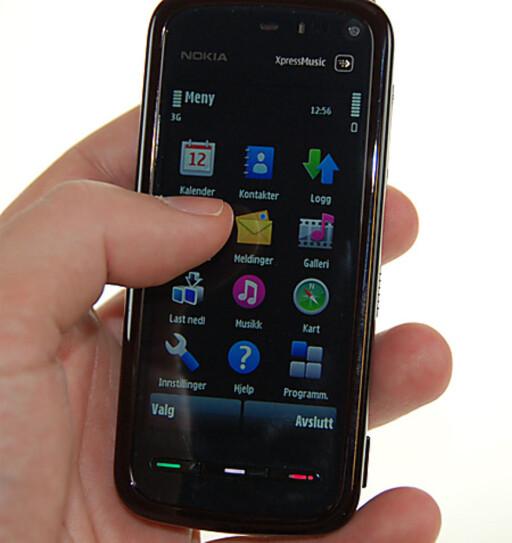 image: Nokia 5800 XpressMusic