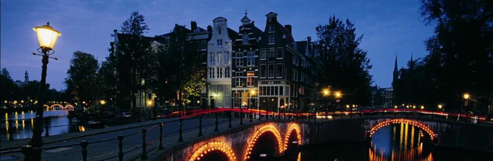 Kanalbyen kan friste med mer enn slitne coffeeshops. Foto: Visit Amsterdam