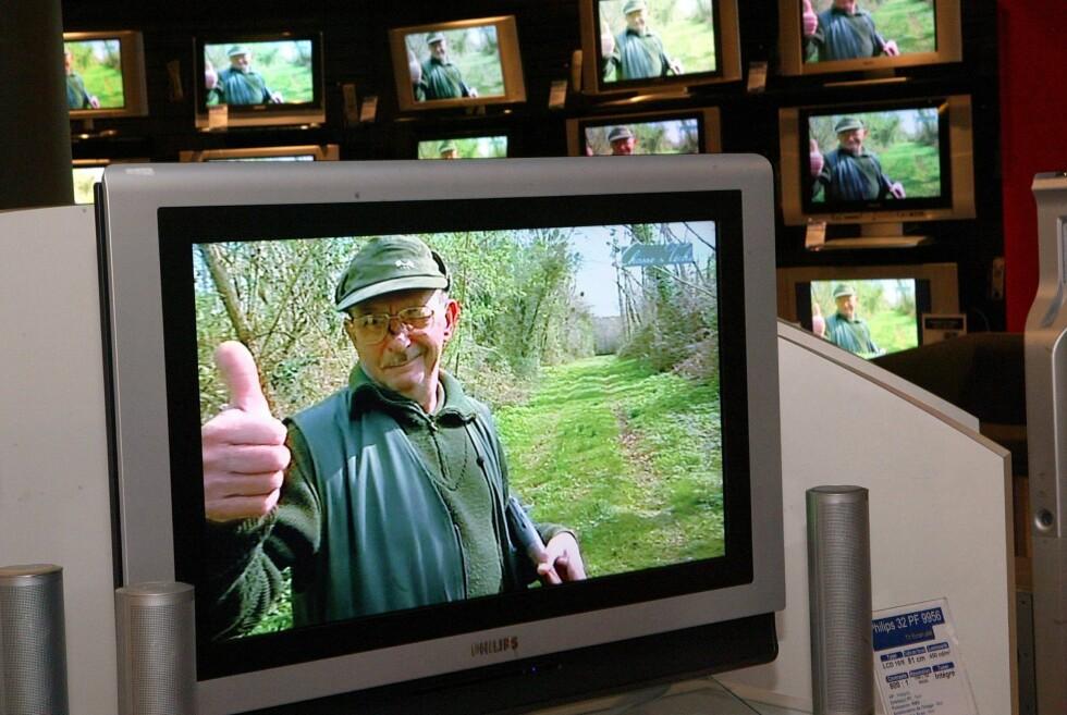 Hipp hurra for EUs miljøregler - plasmaskjermer kan bli forbudt. Foto: colourbox.com