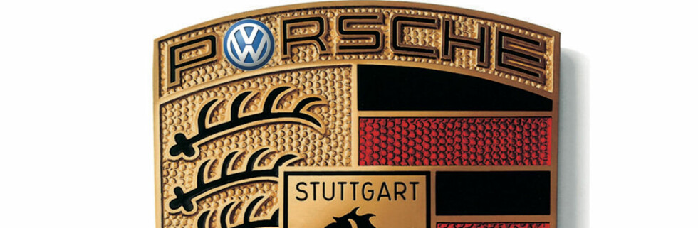 Porsche overtar Volkswagen