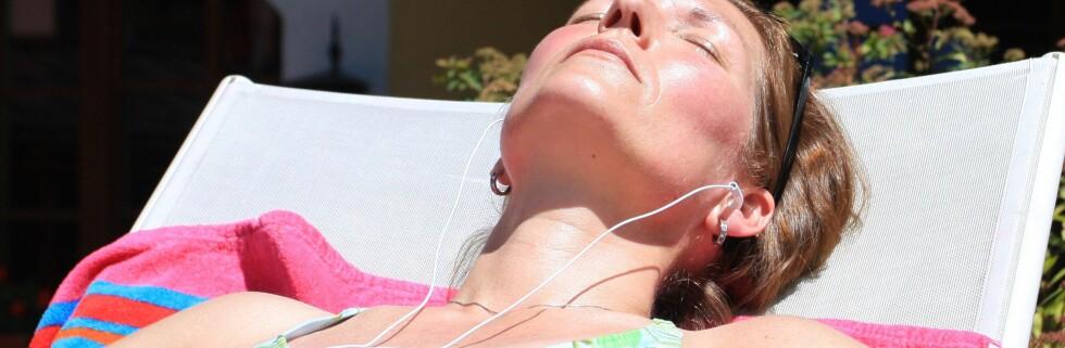 Det er nye lover for ferie. Og det betyr at du har flere anledninger til å ligge flatt ut på solsenga. Foto: Colourbox.com