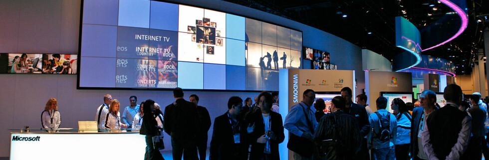 Microsoft på CES 2009