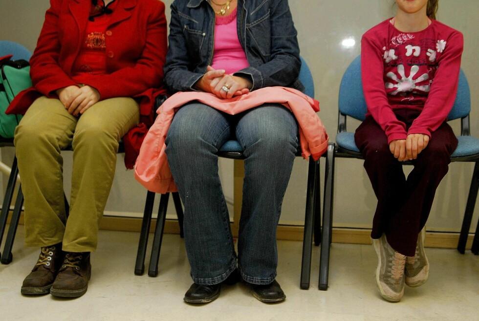 I fjor unnlot 7000 pasienter å møte til polikliniske avtaler. Da blir det køer og unødige kostnader for helsevesenet. Foto: colourbox.com