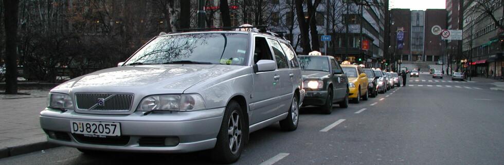 Visste du at du egentlig står fritt til å velge hvilken taxi du vil kjøre med?