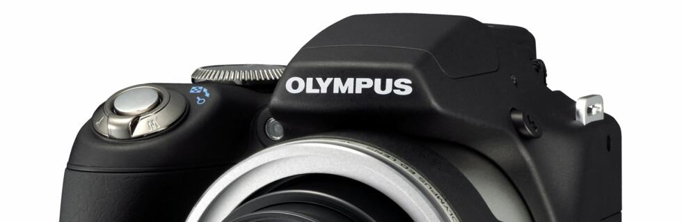 Olympus setter zoomrekord med hele 26x optisk zoom i µ-590UZ
