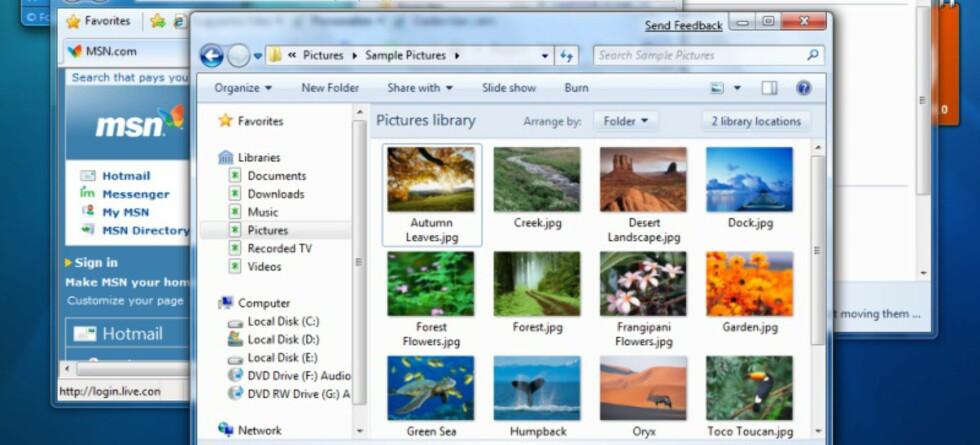 Windows 7 ødelegger MP3-filer