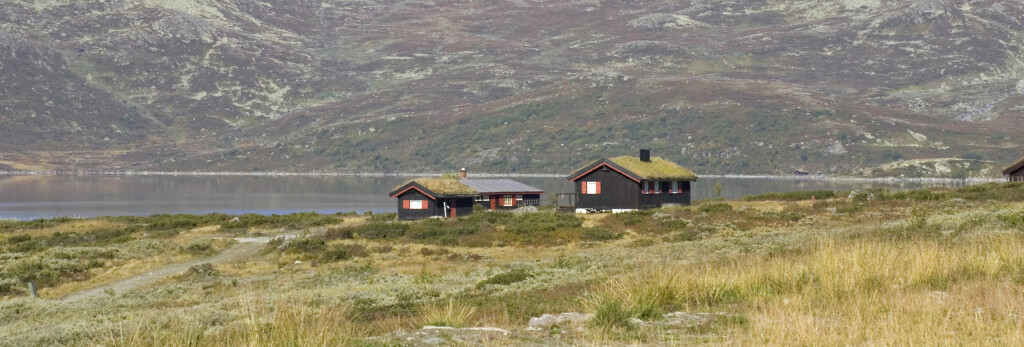 Husket du å stenge vannet sist du var på hytten? Foto: Colourbox.com