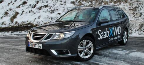 TEST: Rimeligere firehjulsdrevet Saab