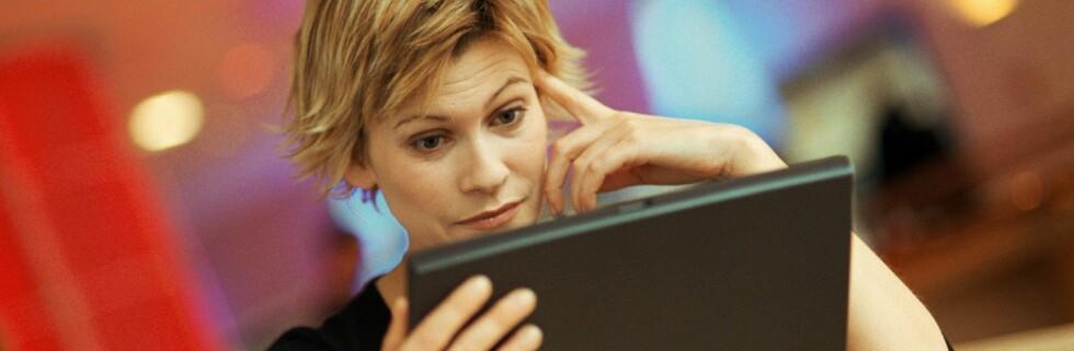Selv om søkemotorer kan være til stor hjelp når man leter etter informasjon om en sykdom, kan man også bli unødig skremt av det man finner ut. Foto: colourbox.com