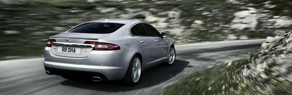 Jaguar satser på diesel