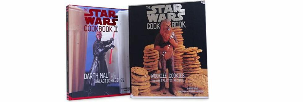 Folk har Star Wars-bryllup, så hvorfor ikke lage Star Wars-mat?