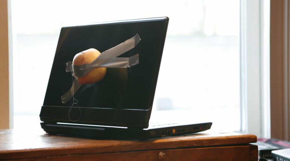Er det en Mac? Nei, men det er mulig å få et par smarte Mac OS-funksjoner. Foto: Olav Eggesvik