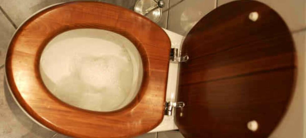Toalettseter i tre og andre tunge materialer blir stadig mer populære, men kan forårsake alvorlige skader på småbarn. Foto: Colourbox.com