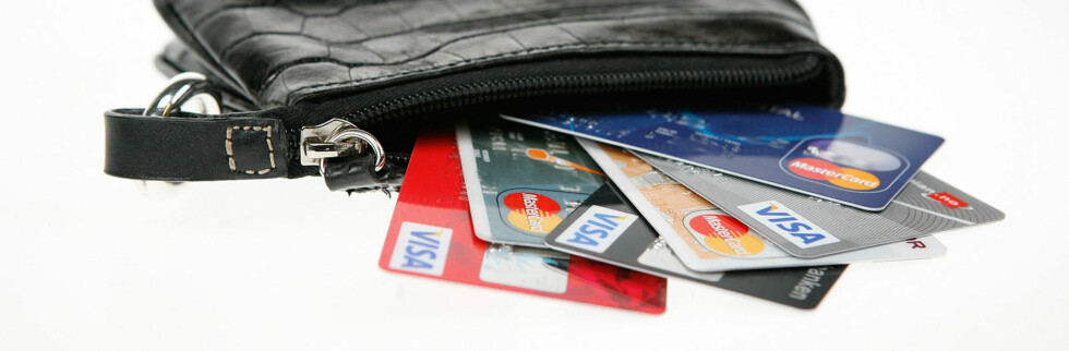 Banker tyr til sleipe triks for at du skal handle på kreditt. Foto: Per Ervland