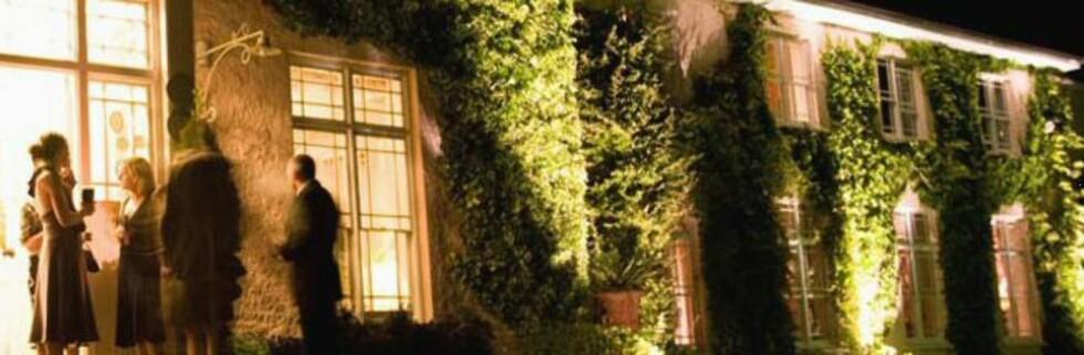 Herskapelig hotell midt i en naturperle. Foto: Rosleague Manor Hotel