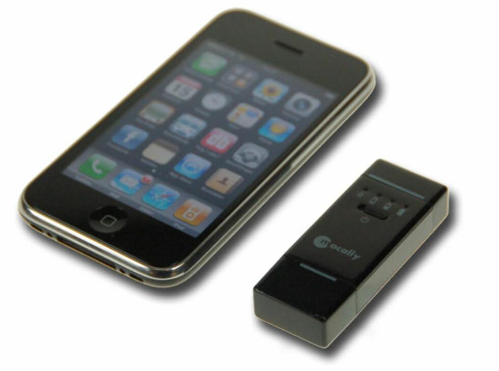 Redningsplanke for iPhonebrukere