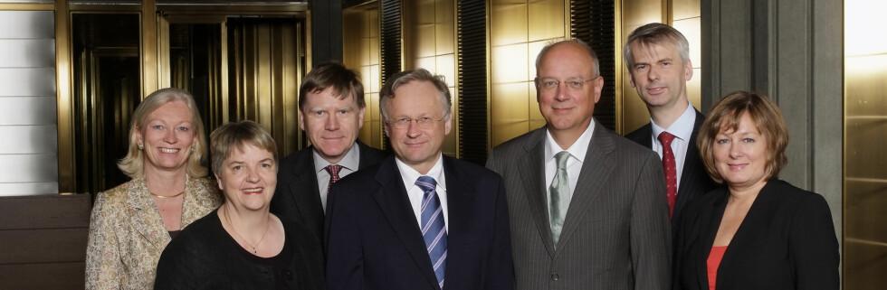 Norges Banks hovedstyre har tatt en historisk rentebeslutning i dag. Foto: Norges Bank