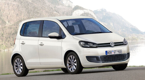 Volkswagen Polo kommer trolig også som forhøyet fleksibil i neste generasjon. Bildet er manipulert. Foto: Automedia
