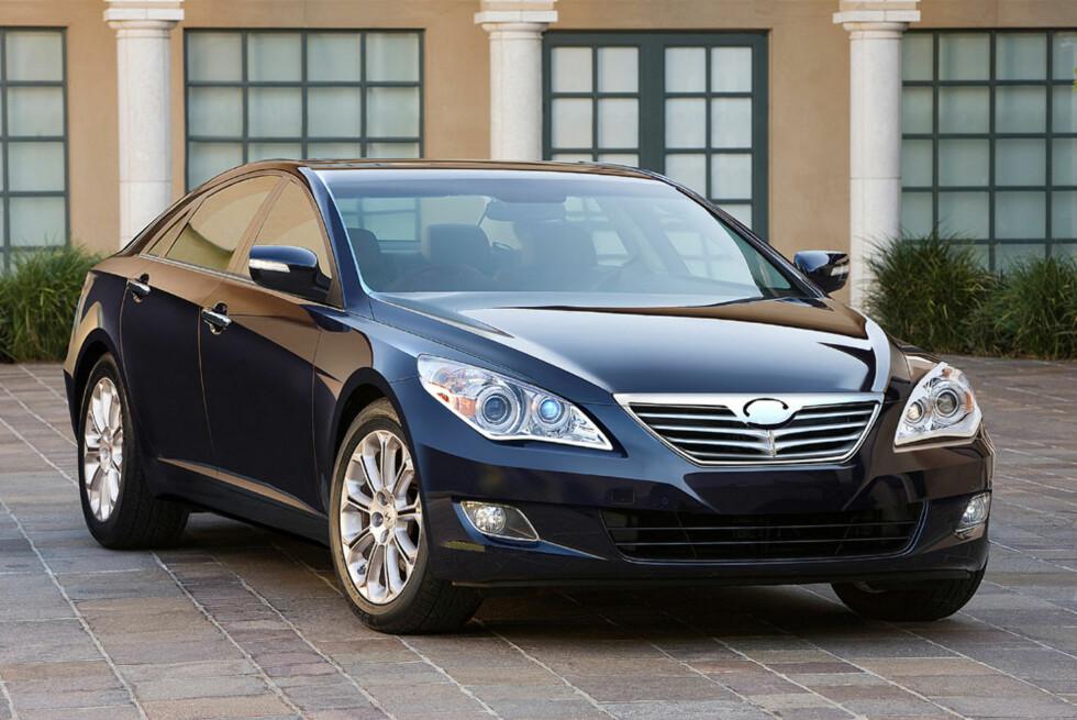 Hyundai CC. Bildet er manipulert. Foto: Automedia