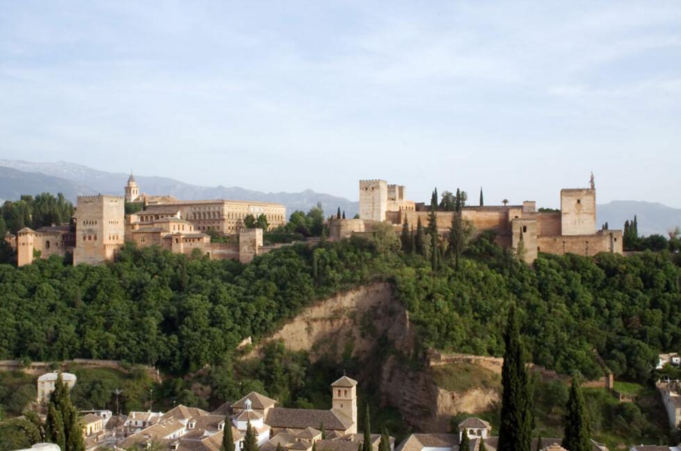Alhambra har blitt utsatt for storstilt svindel. Foto: Andrew Dunn