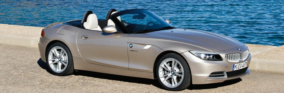 Ny BMW Z4