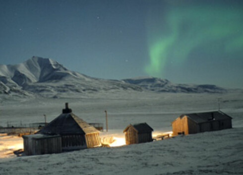 Foto: Svalbard Villmarkssenter