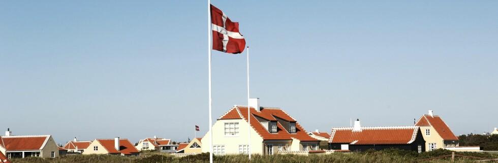 Nordmenn elsker Danmark, men det er ikke like gøy at det er blitt så dyrt i nabolandet. Foto: Colourbox