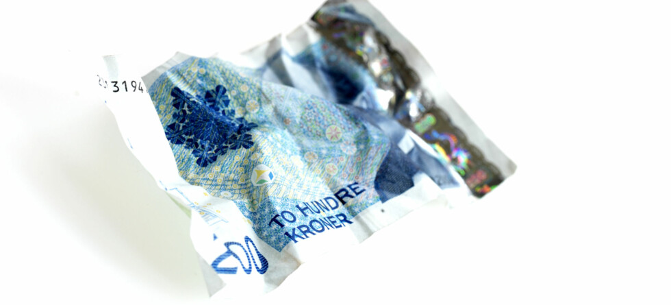 Det er grunn til å tro at Norges Bank kutter styringsrenten med 1 prosentpoeng neste uke. Det tilsvarer cirka 21 prosent i rentereduksjon. Foto: Colourbox