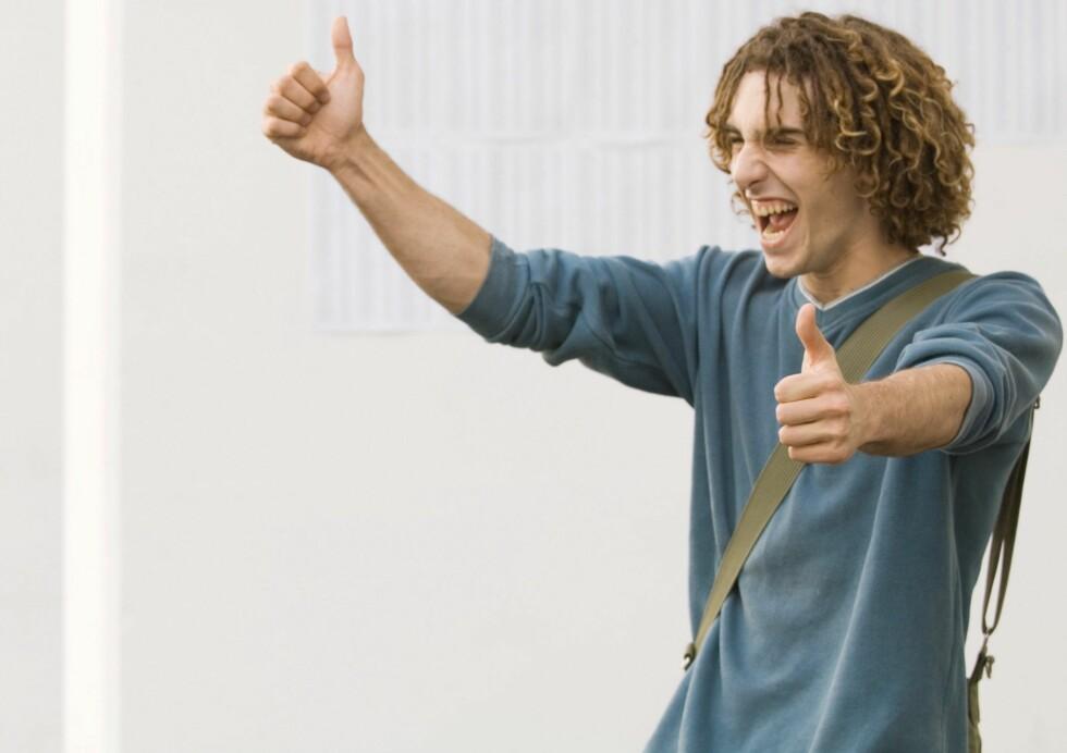har du nettopp kjøpt ny bolig, eller har du planer om å etablere deg i løpet av det nærmeste året, er du blant de heldige få som kan kalle seg en vinner på boligmarkedet. Foto: colourbox.com