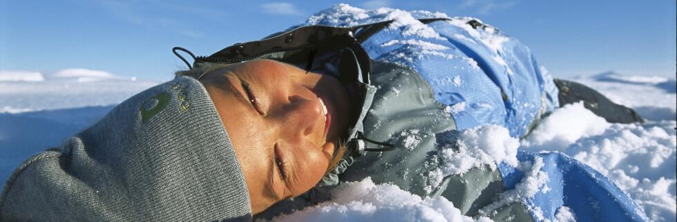 Herlig med vinter, ikke sant? Foto: Terje Rakke/Nordic Life/Innova