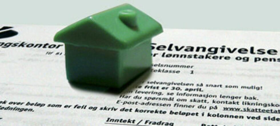 Ytterligere økninger i boligers ligningsverdi rammer hardest i distriktene. Foto: Colourbox.com