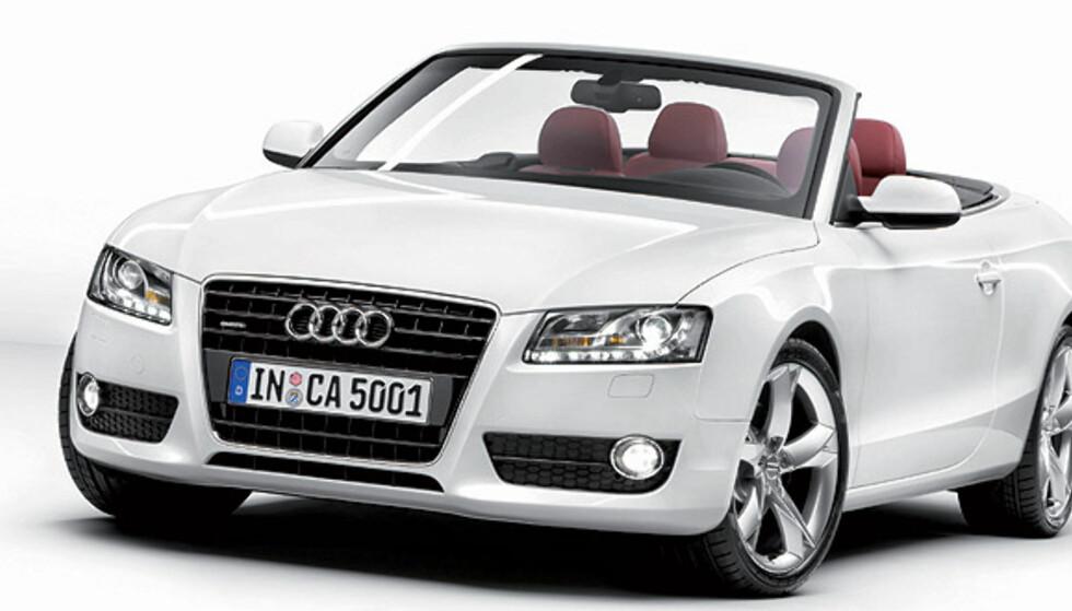 Store bilder: Audi A5 Cabriolet