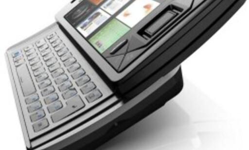 Ikke alle likte at vi ikke likte Xperia X1 fra Sony Ericsson.