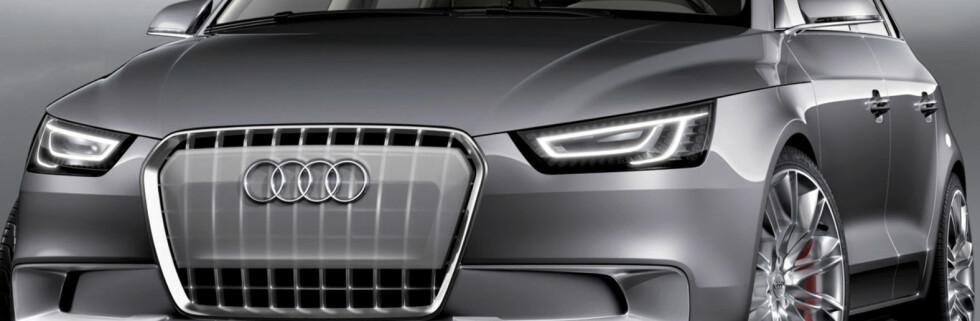 Audi satser på småbiler