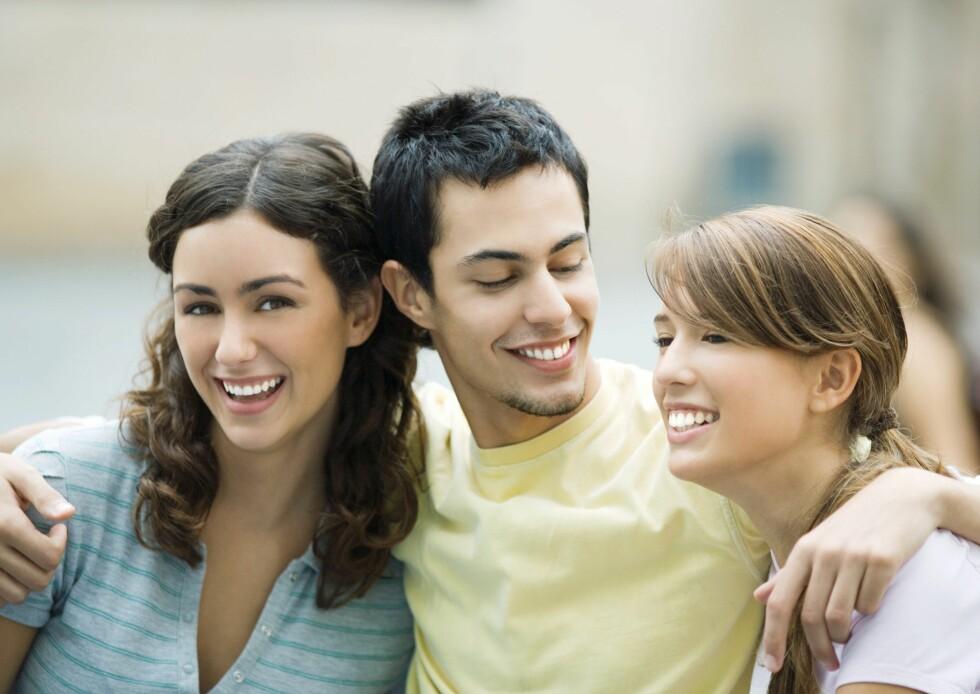 Mange unge sliter med å komme seg inn på boligmarkedet. Nå er det imidlertid flere leieboliger å velge mellom. Foto: Colourbox