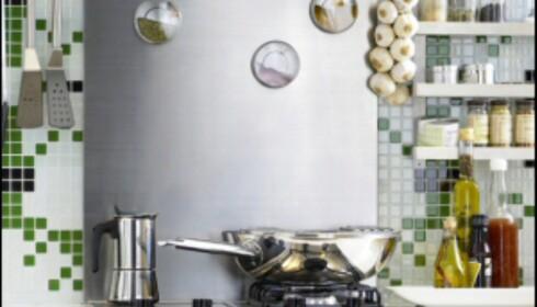 Et skinnende rent kjøkken er ikke uoppnåelig.  Foto: Ikea