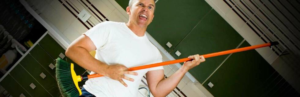 Vasker du smart, går det lekende lett.  Foto: iStockphoto.com