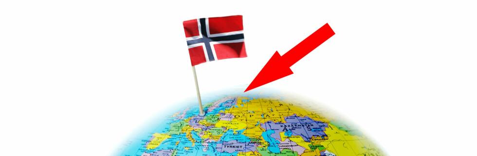 Ikke mange lysglimt å spore for norsk økonomi i månedene som kommer. Foto: Colourbox.com