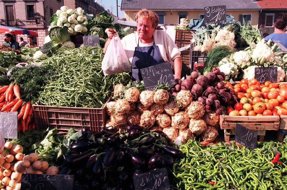 En lege spiste kun økologisk i tre år for å se hvordan det påvirket helsen hans. (illustrasjonsfoto) Foto: Colourbox